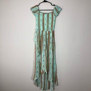 American Rag Pattern Maxi Dress